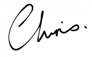 Chris - Cancer Uncensored Signature